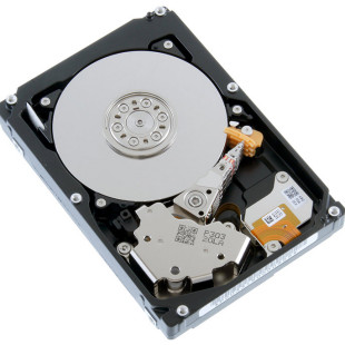 Toshiba presents new high-speed hard drives