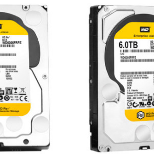 WD announces Re+ hard drives