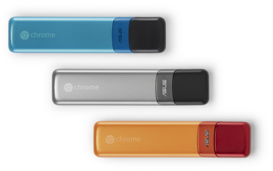 ASUS presents Chromebit mini computer