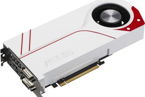 ASUS debuts GeForce GTX 970 Turbo video card