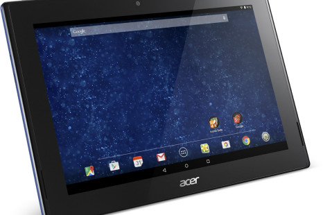 Acer presents two new tablets