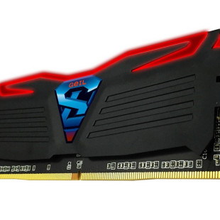 GeIL presents Super Luce DDR4 memory
