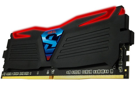 GeIL presents Super Luce DDR4 memory