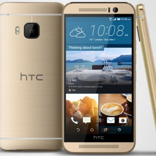 HTC updates its One M9 smartphone
