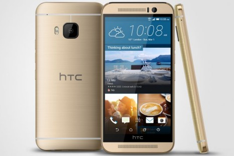 HTC updates its One M9 smartphone