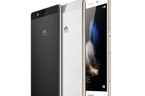 Huawei presents three new smartphones