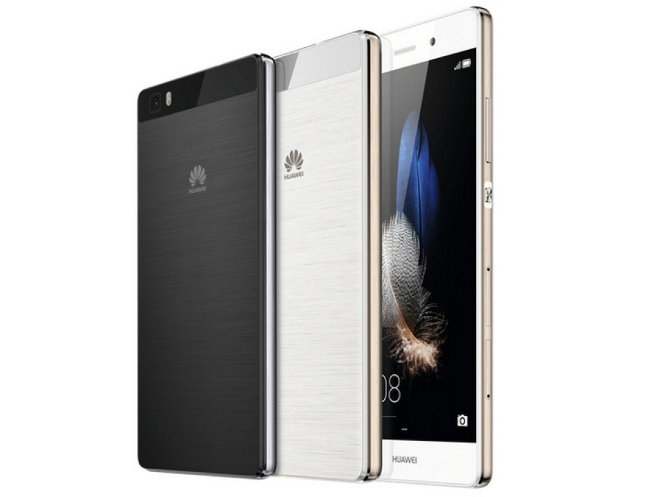 Huawei presents three new smartphones