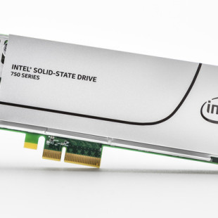 Intel launches SSD 750 Series