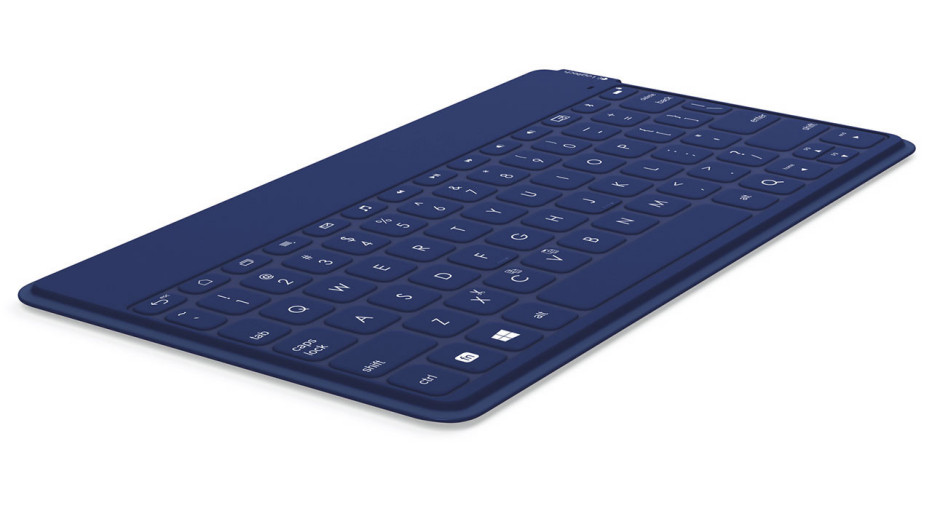 Logitech debuts ultra portable keyboard