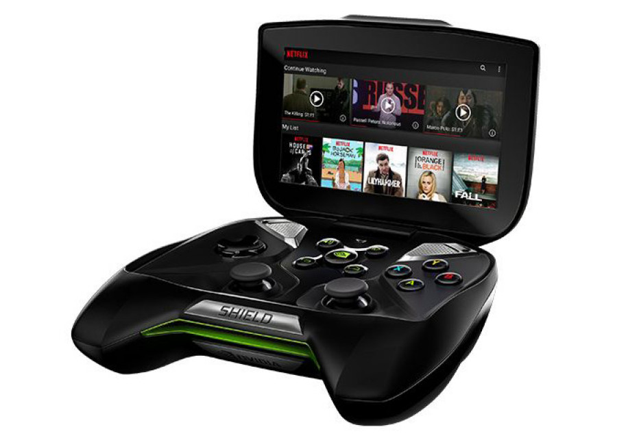 NVIDIA to update portable Shield gaming console soon