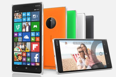 Microsoft works on new smartphones