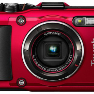 More details on the Olympus TG-4 camera