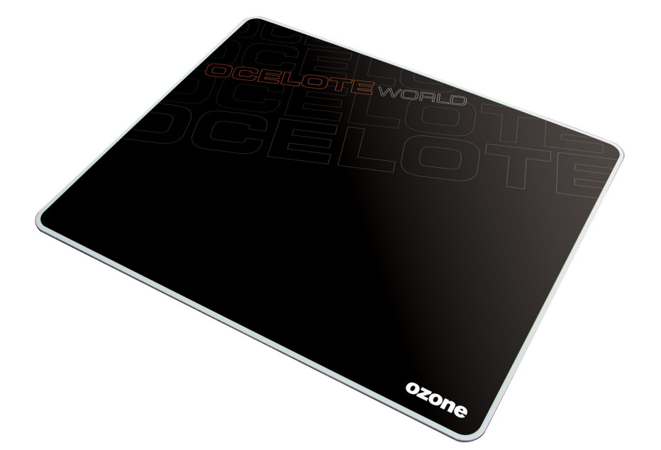 OZONE presents Ocelote World mouse pad