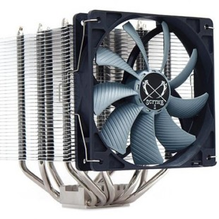 Scythe presents Ninja 4 CPU cooler