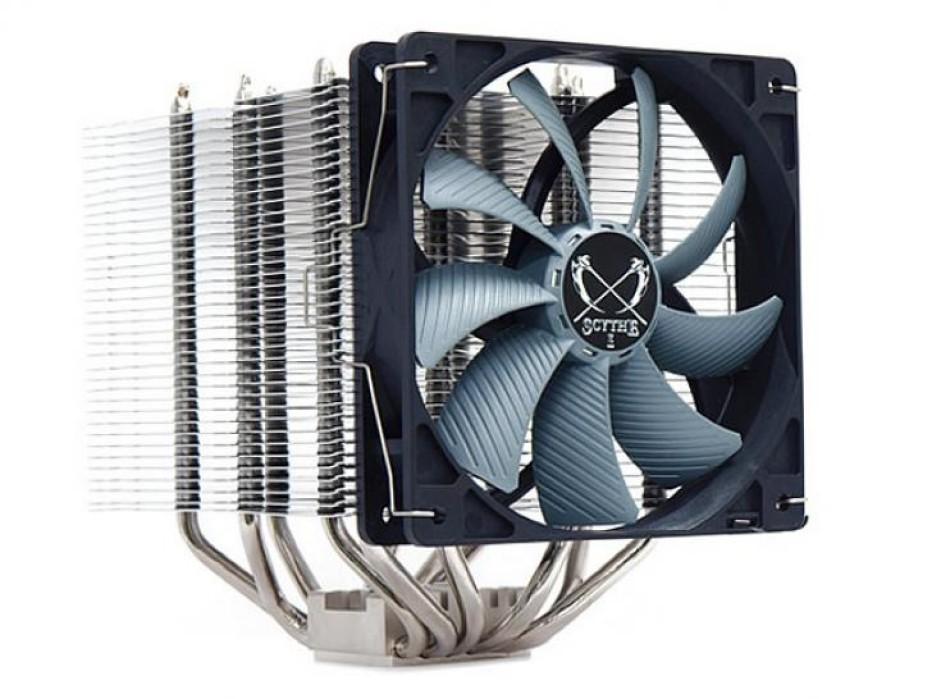 Scythe presents Ninja 4 CPU cooler