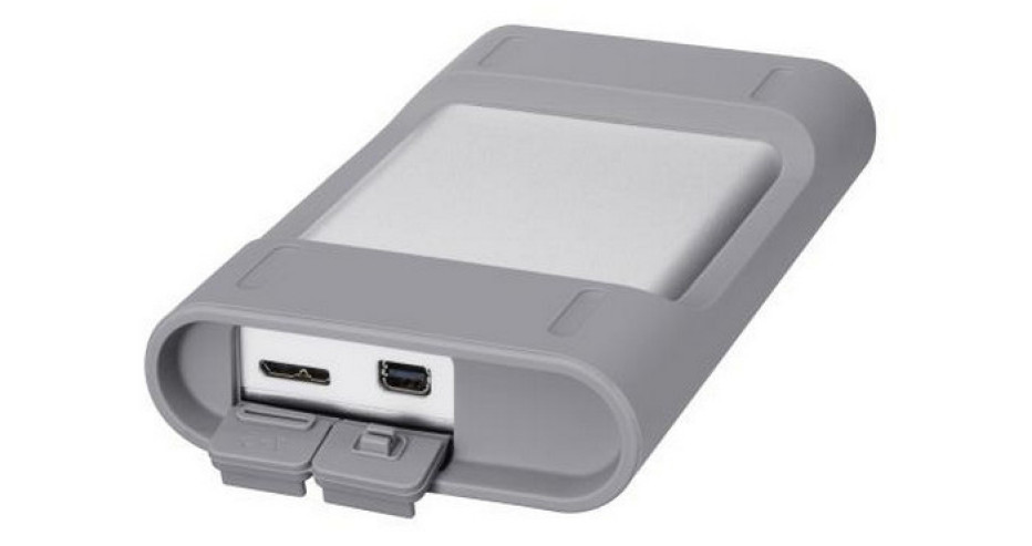 Sony debuts Thunderbolt and USB-enabled hard drives