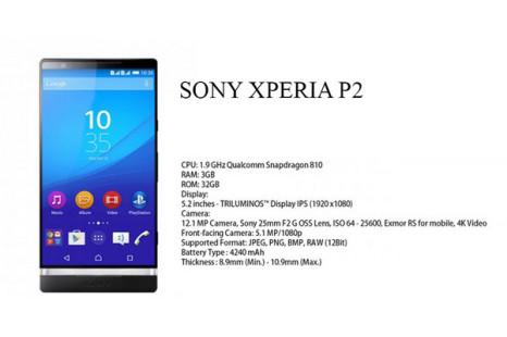 Sony plans Xperia P2 smartphone