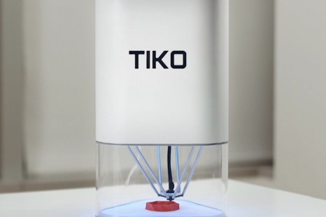 Tiko might be the first affordable 3D printer