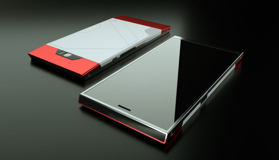 The Turing Phone smartphone offers data encryption