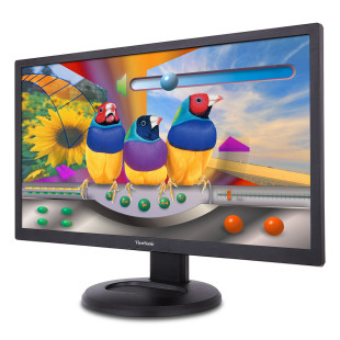 ViewSonic debuts three new Ultra HD monitors