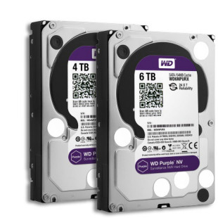 WD intros Purple NV line of hard drives
