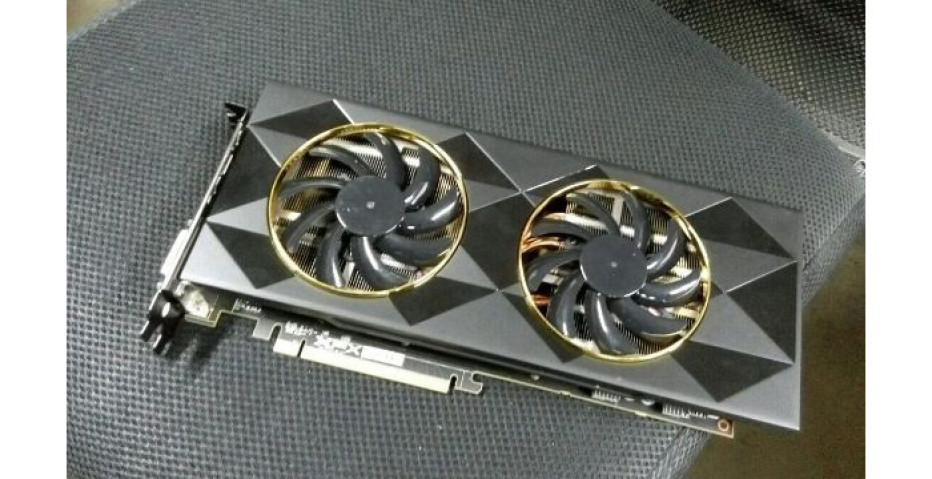 Possible Radeon R9 390 pics leaked online