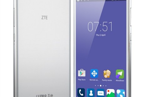 ZTE launches the Blade S6 Plus on eBay