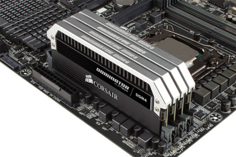 Corsair offers 128 GB DDR4 memory kits as well