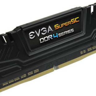 EVGA debuts new DDR3 and DDR4 memory