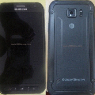 First pictures of the Samsung Galaxy S6 Active