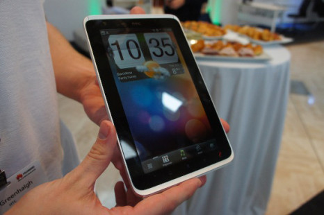 HTC H7 tablet specs listed online