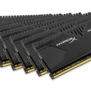 Kingston announces world's fastest 128 GB DDR4 memory kit