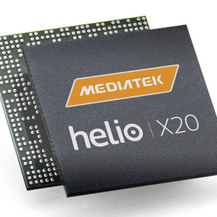 MediaTek presents the 10-core Helio X20 chip