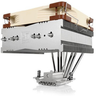 Noctua offers two new asymmetrical CPU coolers