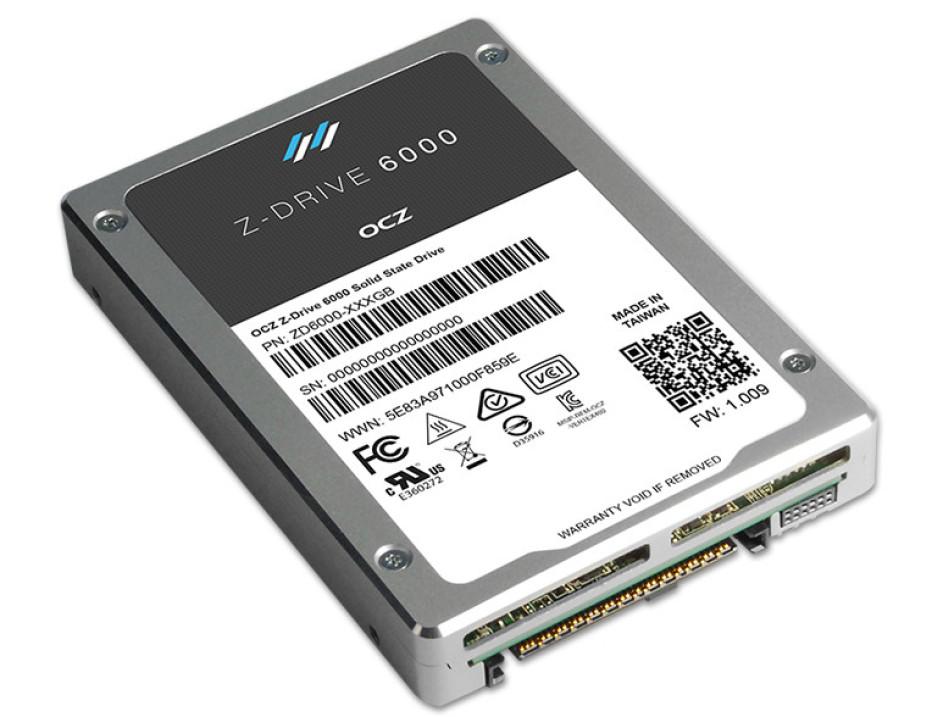 OCZ intros Z-Drive 6000 NVMe SSDs