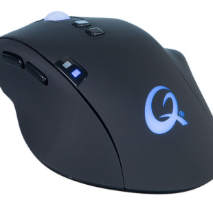 QPAD debuts 8K optical mouse