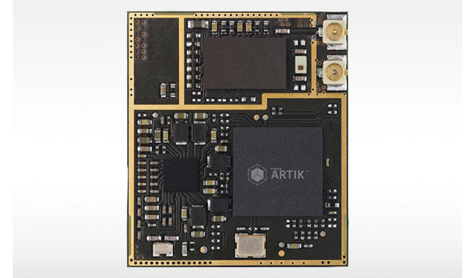 Samsung presents the Artik line of IoT processors