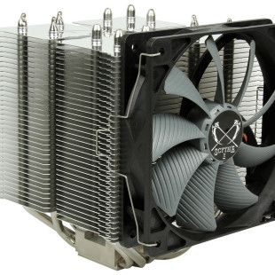 Scythe releases the Ninja 4 CPU cooler