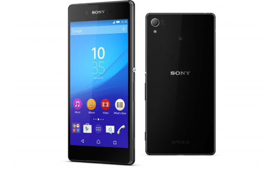 Sony presents Xperia Z3+ flagship smartphone