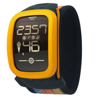 Swatch works on revolutionary smartwatch battery