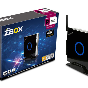 ZOTAC presents ZBOX R-Series mini PC