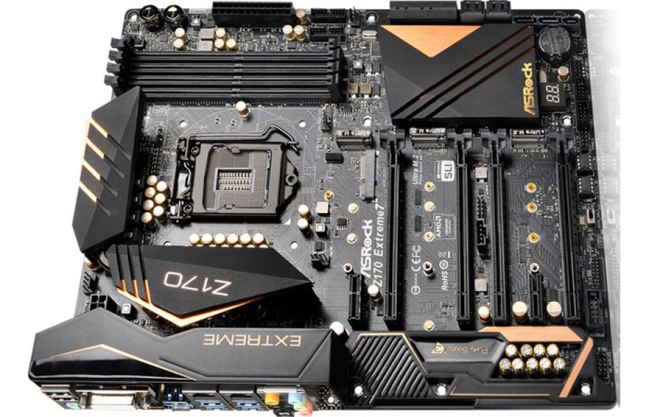 ASRock presents flagship LGA 1151 board