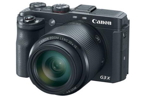 Canon to release premium-class PowerShot G3 X digital camera