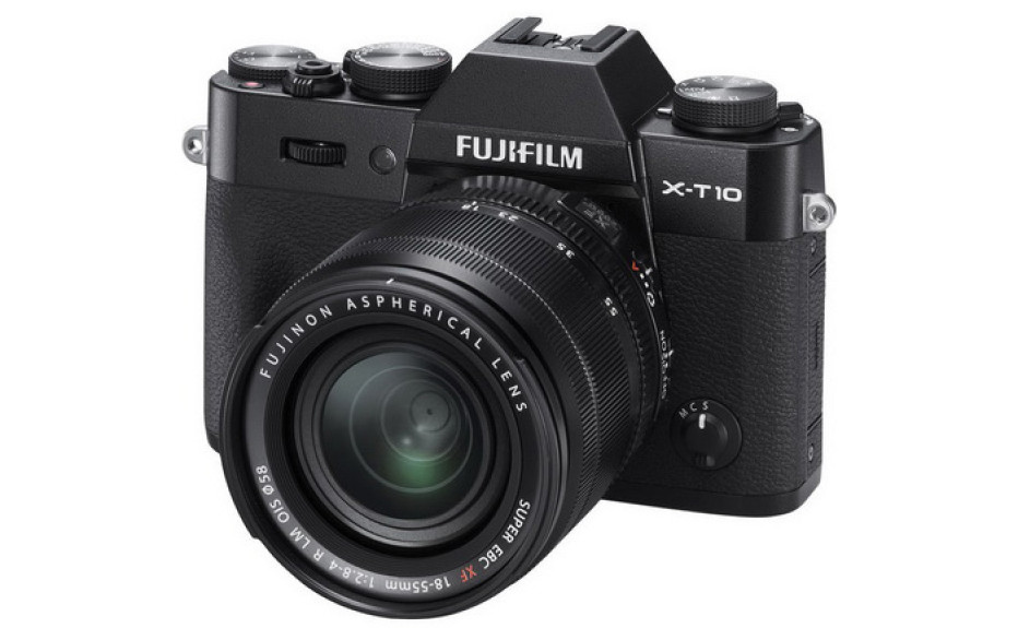 Fujifilm launches X-T10 digital camera