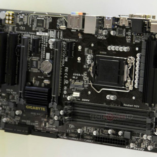 Gigabyte presents first budget LGA 1151 board