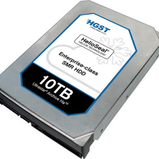 HGST announces first 10 TB hard drive for archive applications
