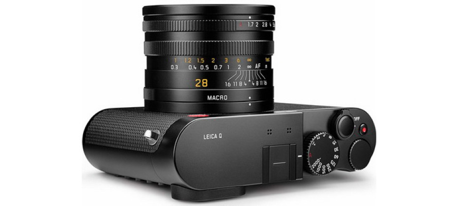 Leica presents compact Leica Q digital camera