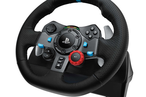 Logitech intros G29 and G920 racing wheels