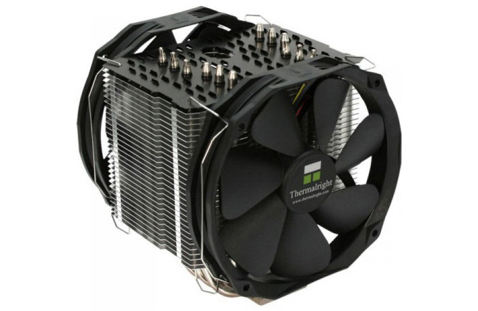 Thermalright releases Macho X2 Special Edition CPU cooler