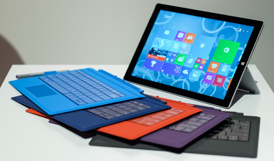 Microsoft outs new Surface Pro 3 model